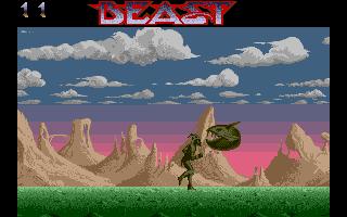 Screenshot of Shadow Of The Beast