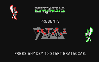Screenshot of Brataccas