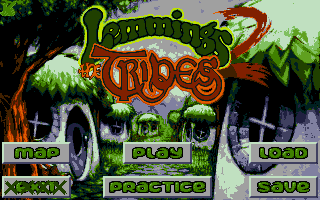Thumbnail of other screenshot of Lemmings 2 - The Tribes