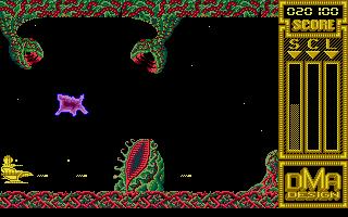 Screenshot of Menace