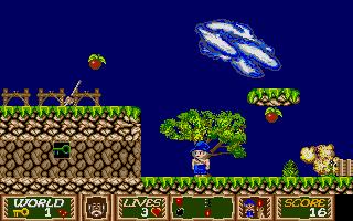 Screenshot of Apprentice