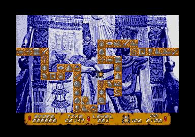Screenshot of Curse of Ra, The