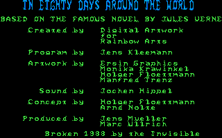 Thumbnail of other screenshot of In 80 Days Around the World
