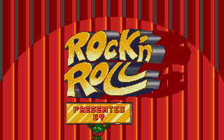 Screenshot of Rock'n Roll