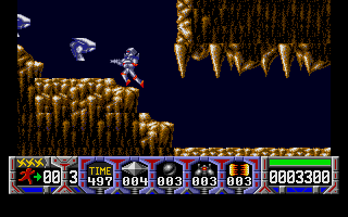 Thumbnail of other screenshot of Turrican