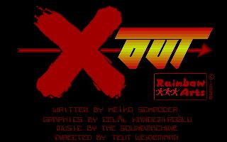 Screenshot of X-Out