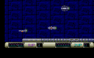 Screenshot of Z-Out