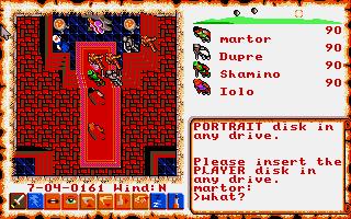 Thumbnail of other screenshot of Ultima VI - The False Prophet