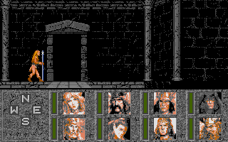 Screenshot of Heroes of the Lance