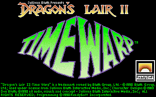 Thumbnail of other screenshot of Dragon's Lair 2 - TimeWarp