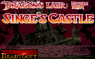 Thumbnail of other screenshot of Dragon's Lair 4 - Escape from singe's Castle