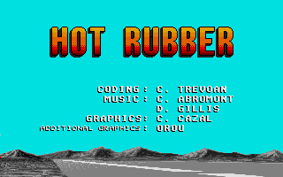 Screenshot of Hot Rubber