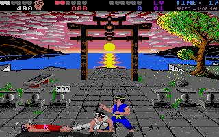 Thumbnail of other screenshot of International Karate Plus