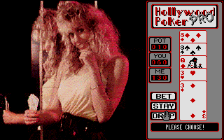 Thumbnail of other screenshot of Hollywood Poker Pro