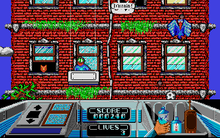 Screenshot of Window Wizard