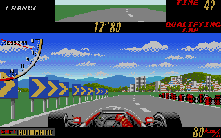 Thumbnail of other screenshot of Super Monaco Grand Prix