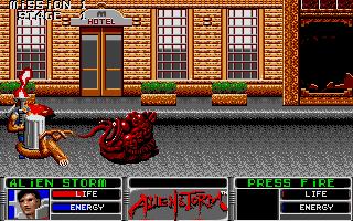 Thumbnail of other screenshot of Alien Storm