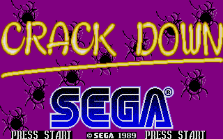 Thumbnail of other screenshot of Crack Down