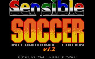 Thumbnail of other screenshot of Sensible Soccer - International Edition