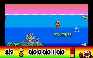 Thumbnail of other screenshot of James Pond