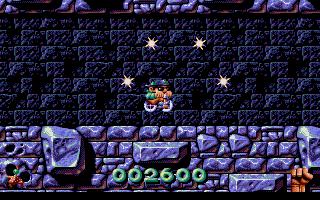 Screenshot of Magic Pockets