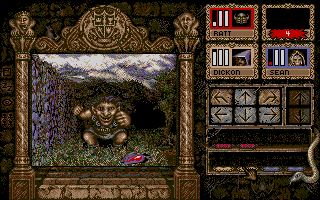 Thumbnail of other screenshot of Knightmare