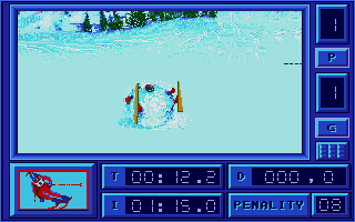 Thumbnail of other screenshot of Super Ski