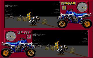 Screenshot of Iron Trackers