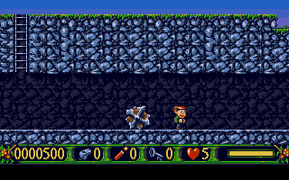 Screenshot of Nicky II