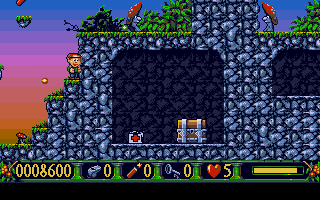 Screenshot of Nicky II