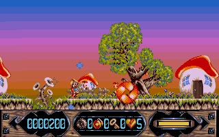 Screenshot of Nicky Boom