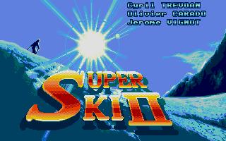 Thumbnail of other screenshot of Super Ski II