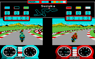 Thumbnail of other screenshot of Superbike Challenge