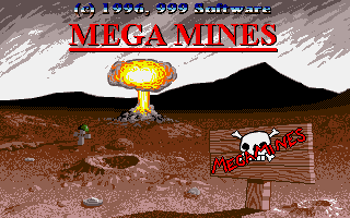 Screenshot of Mega Mines