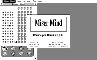 Thumbnail of other screenshot of Miser Mind