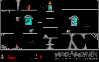 Thumbnail of other screenshot of Mole Mayhem
