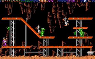 Screenshot of Monster Business