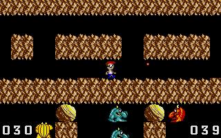 Screenshot of Sam In Monsters Land