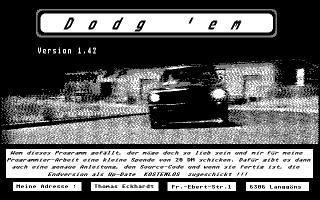 Thumbnail of other screenshot of Dodg'em