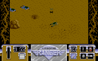 Screenshot of Airborne Ranger