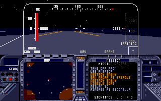 Thumbnail of other screenshot of F-19 Stealth Fighter
