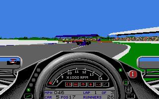 Thumbnail of other screenshot of Formula One Grand Prix
