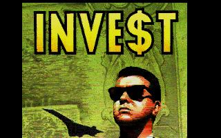 Screenshot of Invest