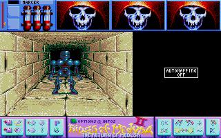 Thumbnail of other screenshot of Rings of Medusa II - The Return of Medusa