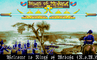 Thumbnail of other screenshot of Rings of Medusa