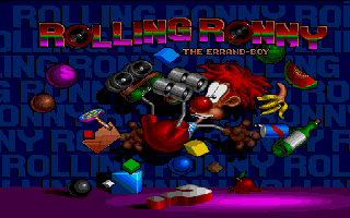 Thumbnail of other screenshot of Rolling Ronny