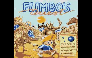 Screenshot of Flimbo's Quest