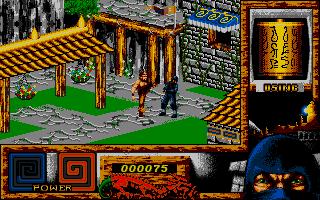 Thumbnail of other screenshot of Last Ninja 3