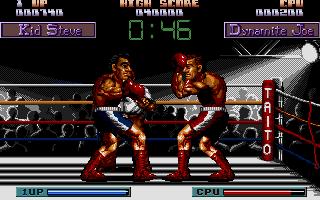 Screenshot of Final Blow