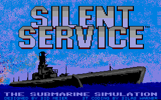 Thumbnail of other screenshot of Silent Service